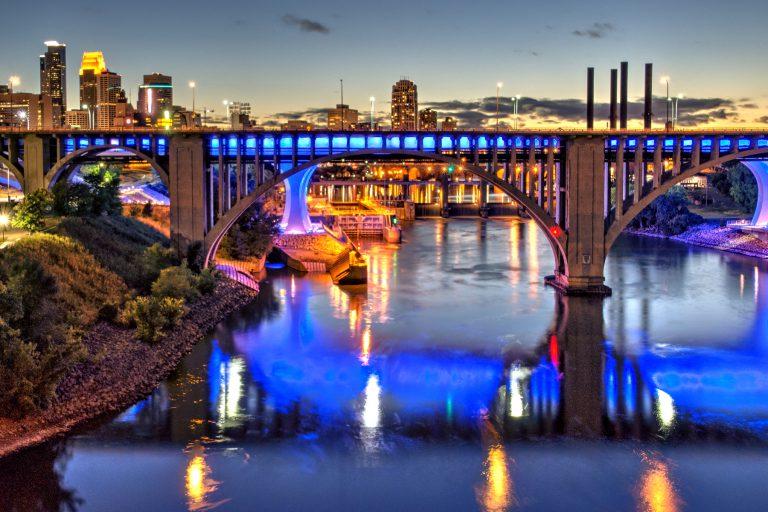 10th Ave Big Bridges